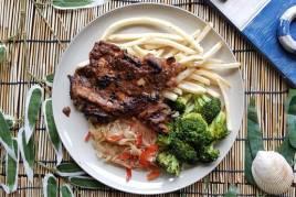 Ayam Melaka Chop