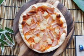 Hawaiian Pizza