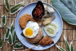 Indonesian Fried Rice Paradise