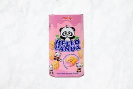 Mart - Meiji Hello Panda - Strawberry