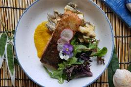 Miso Baked Salmon