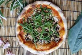 Mushroom Lover Pizza