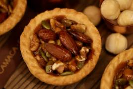 Camaca Nutty Caramel Tart - 5pcs