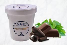 Chocolate Mint Gelato