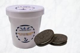 Cookie & Cream Gelato