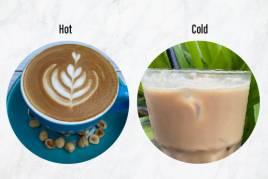 Hazelnut Cafe Latte