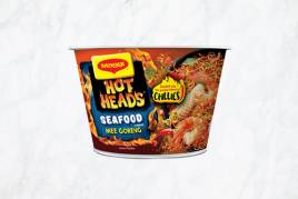 Mart - Maggi Hot Heads Seafood Cup Noodle