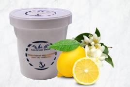 Jasmine Lemon Sorbet