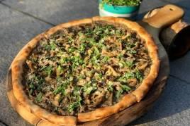 Mushroom Truffle Pizza