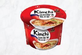 Mart - NongShim Shin Ramyun Bowl - Kimchi