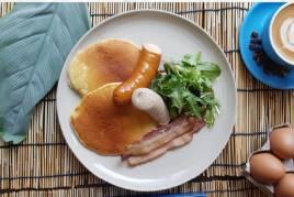 Portside Pancakes Savory